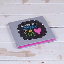 Wo Mein Bezaubernder Freunde Leben - Adressbuch - Süß Adressbuch