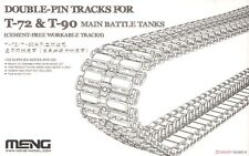 1/35 Meng Double Pin Tracks For Russian T-72/T-90 #SPS-030