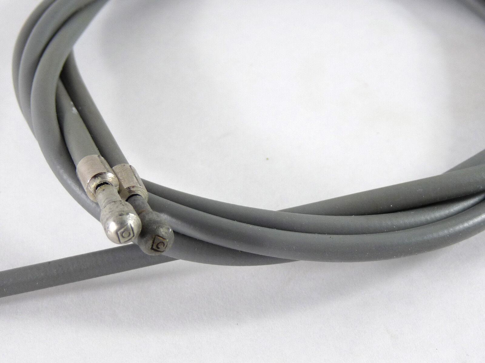 Campagnolo Brake Cable & Housing Set Nuovo Record Grey Vintage Housing NOS