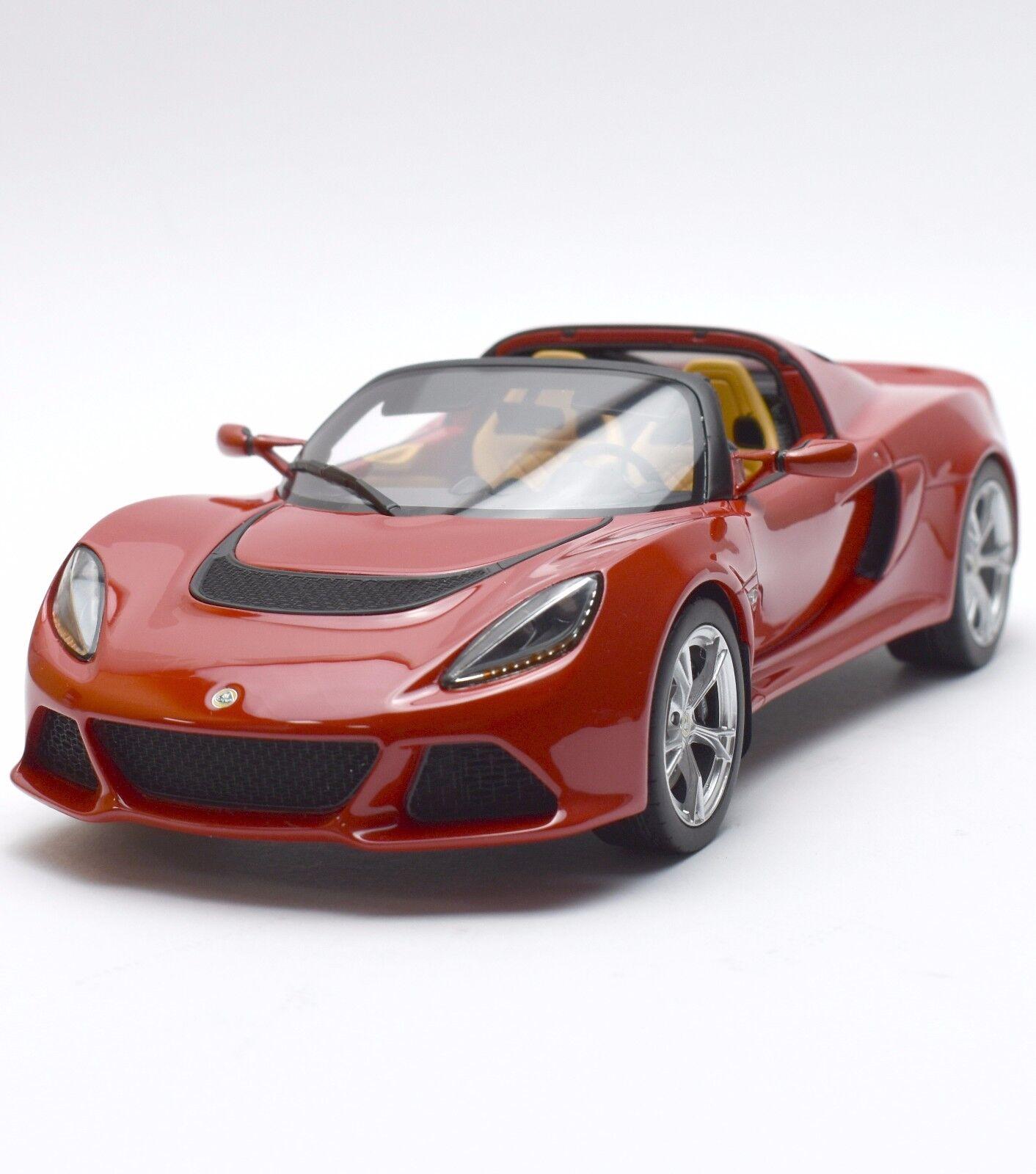 GT anda Lotus Exiger S3 Roadster Sportwagen GT043 Bji.2012, 1 18, OVP, K009
