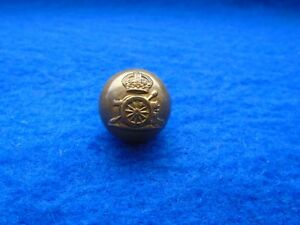 1901-1924-ROYAL-HORSE-ARTILLERY-amp-ROYAL-ARTILLERY-OFFICERS-17-5MM-BALL-BUTTON
