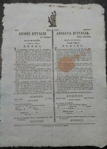 1797-MODENA-PROCLAMA-SU-ALLOGGIO-A-MILITARI-DELL-039-ARMATA-D-039-ITALIA-DI-NAPOLEONE
