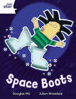 Rigby Star Independent White Reader 4: Space Boots by Douglas Hill (Paperback, 2003)