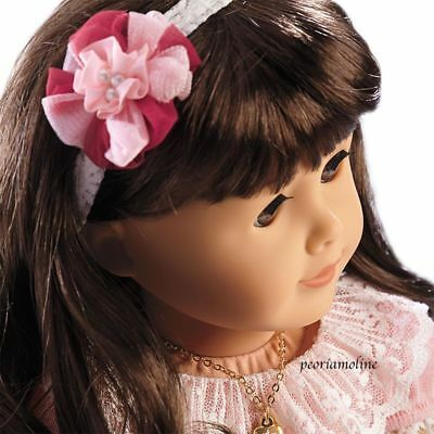 American Girl Doll Beforever Samantha Meet 2014 Accessories HEADBAND Only