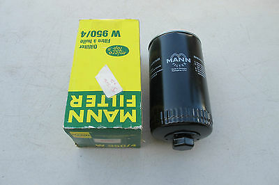 NEW MAHLE OX121D Engine Oil Filter 11421731635 For BMW 7 Series 1988-1994
