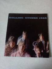 Tour Programme Rolling Stones UK tour 1966