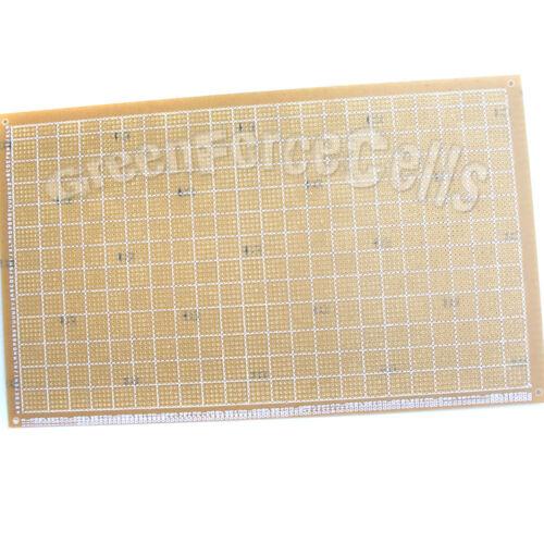 2 pcs Printed Circuit Panel Breadboard Prototype PCB 180mm x 300mm 7280 Holes
