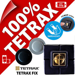 Tetrax-Fix-Magnetic-Car-Dash-Holder-for-iPhone-4S-5S-SE-6-Mobile-Smart-Phone-GPS