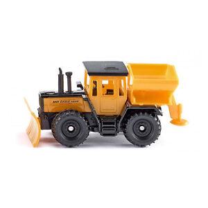 Siku-1478-MB-trac-1800-Service-de-deneigement-orange-Boursouflure-NEUF