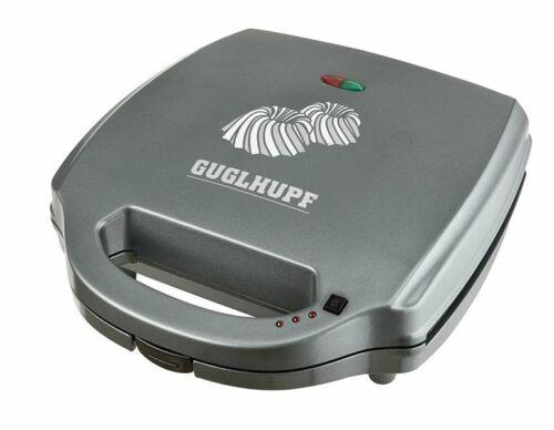 *59707 Karton defekt Guglhupf Maker Törtchen Bäcker Timer anthrazit 6 Minigugls