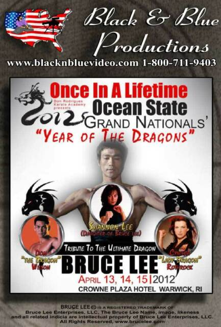 2012 Ocean State Grand Nationals Karate Tournament