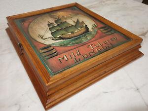 Schluessellkasten-Mild-Tobacco-London-klappbar-mit-Aufhaengern-32-x-28-x-5-7-cm
