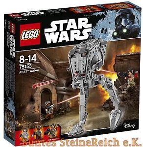 LEGO-Star-Wars-75153-AT-ST-Walker-amp-0-Versand-amp-OVP-amp-NEU