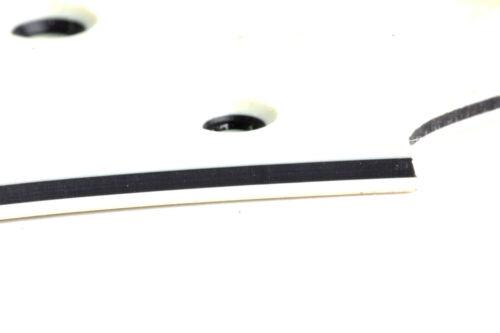 HSH Pickguard Parchment Typ2 fits 62/'US-Vint.//Mex Fender Strat ®