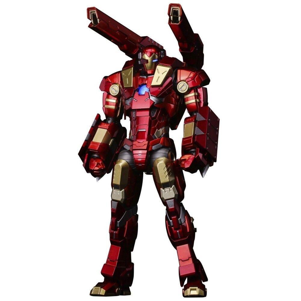 Sentinel RE:EDIT IRONMAN  11 MODULAR IRONMAN W/Plasma Cannon & Vibroblade NEW