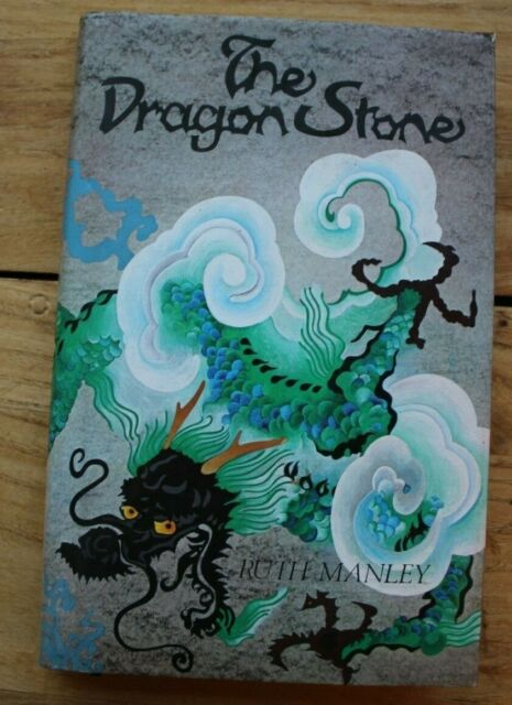 THE DRAGON STONE, by Ruth Manley;                  1st edition rare
