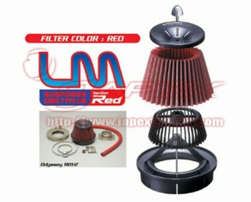 BLITZ Sus Power Core Type LM Intake Kit Red for CHASER JZX100 1JZGTE 59046