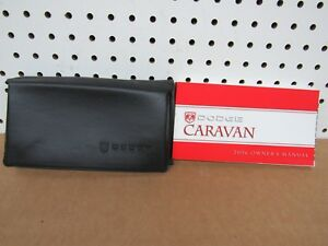 2006-Dodge-Caravan-Owners-Manual-Set-FREE-SHIPPING