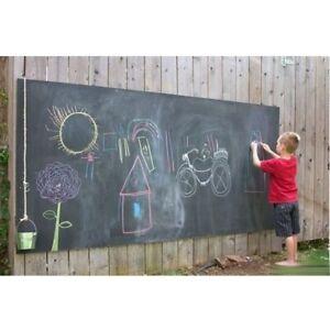 Removable-For-Kids-Rooms-Chalk-Board-Blackboard-Vinyl-Art-Draw-Decor-Stickers