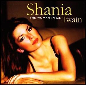 SHANIA-TWAIN-WOMAN-IN-ME-CD-w-BONUS-Trx-COUNTRY-NEW