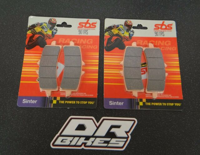 Ducati Diavel 1200 2011- 2015 Race Sintered Front Brake Pads 901RS