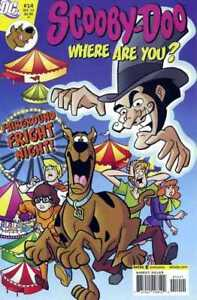 SCOOBY-DOO-WHERE-ARE-YOU-14-DC-1st-Print-Near-Mint-NM-2010-Series-Rare