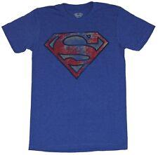 6eebde0f8 item 3 Superman (DC Comics) Mens T-Shirt - Heavily Distressed Red Yellow  Blue Logo -Superman (DC Comics) Mens T-Shirt - Heavily Distressed Red  Yellow Blue ...