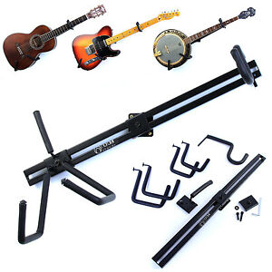 Horizontal-Guitar-Wall-Hanger-Display-Bracket-Mount-for-Electric-Acoustic-Bass
