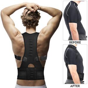 Therapie-Magnetique-Correcteur-De-Posture-Corps-Douleur-De-Dos-Ceinture