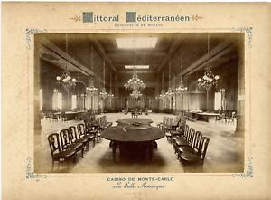 Monte-Carlo-Vintage-albumen-print-Tirage-albumine-12x18-Circa-1880