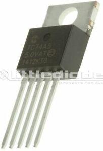 Microchip-TC74A5-5-0VAT-Temperature-Sensor-40-125-C-3-C-Serial-I2C-SMBus