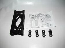 OEM Arctic Cat Snowmobile Black 7.5 IN. Handlebar Riser Kit 5639-884