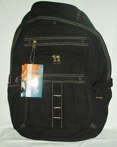 Music Giraffe Rucksack Backpack Bag Soft Canvas School Student Sports Work