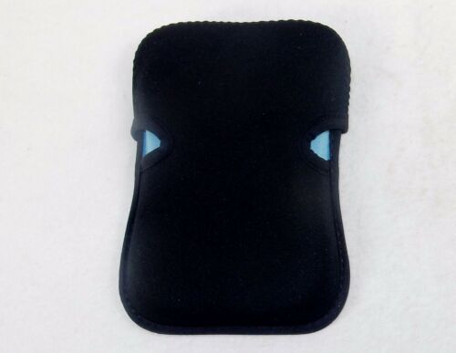 """Black Neoprene GPS Hoodie Case #5650 by Built NY ~ Protects Devices Up To 4.3/"""""""