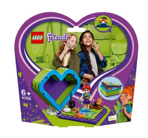 LEGO Friends 41358 Mias Herzbox und eine Häschenfigur N1/19