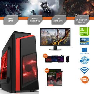 Paquete-De-Pc-Para-Juegos-Intel-Core-i5-3-1GHz-Win10-GTX1650-16GB-Ram-128GB-SSD-1TB-Barata
