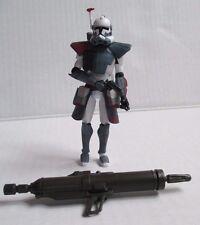 RARE Star Wars The Clone Wars CLONE COMMANDER COLT CW52 2011 Complete Loose VHTF