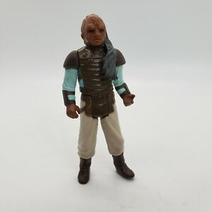 Vintage 1983 Star Wars Weequay Action Figure - Return of the Jedi