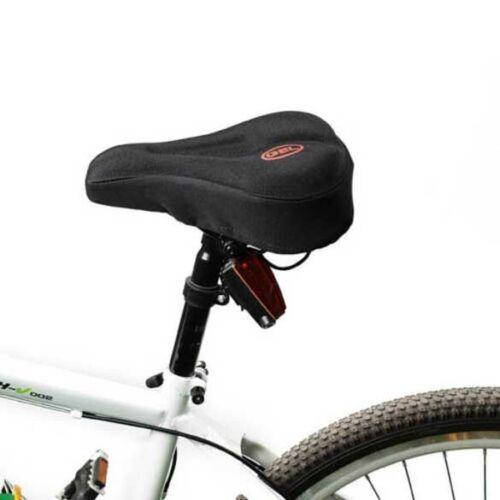Fahrradsattel Silikon Gelsattel Sattelbezug Sattelschoner Fahrradsattelbezug Gel