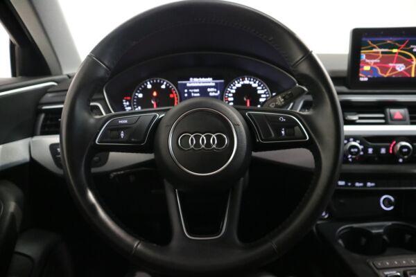 Audi A4 2,0 TDi 190 Sport Avant S-tr. billede 8