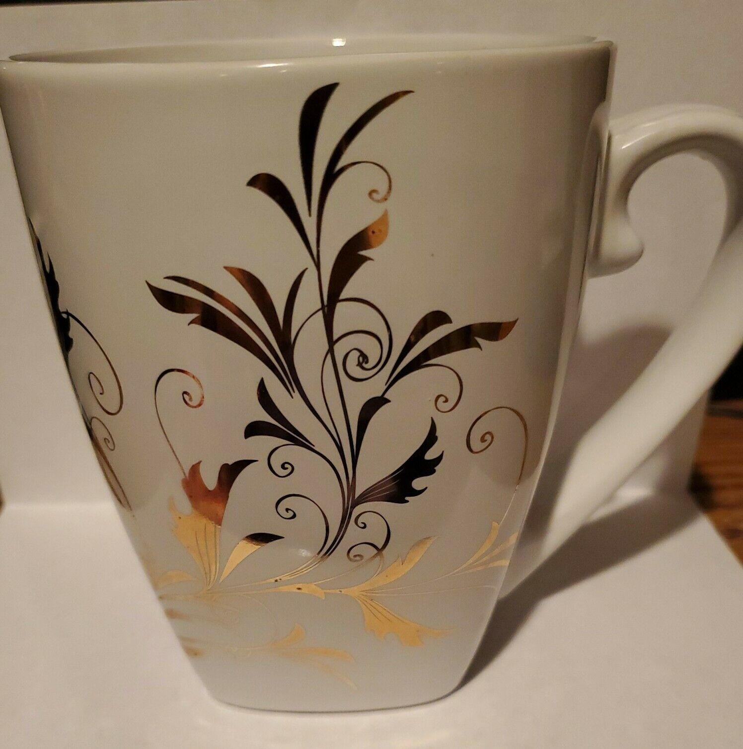 Skyrim 20oz Coffee Mug With Foil Print