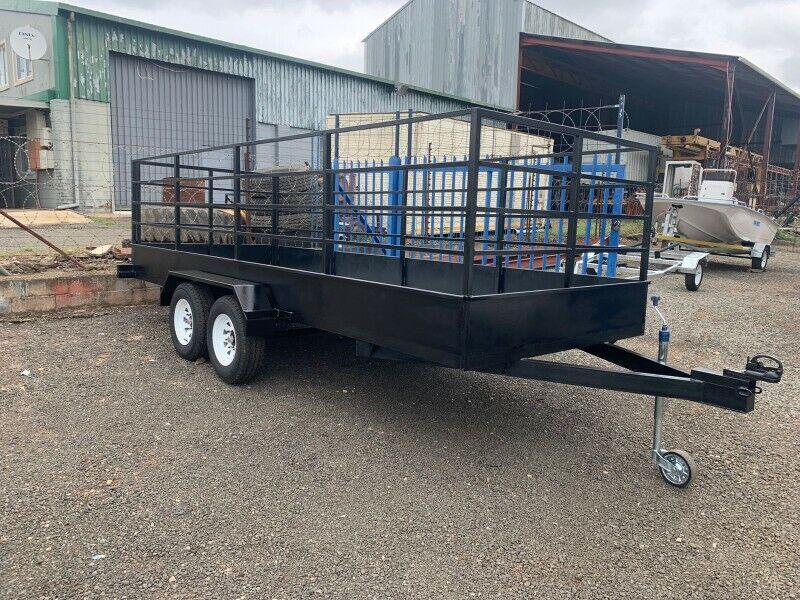 5.0 m x 1.8 m general purpose trailer