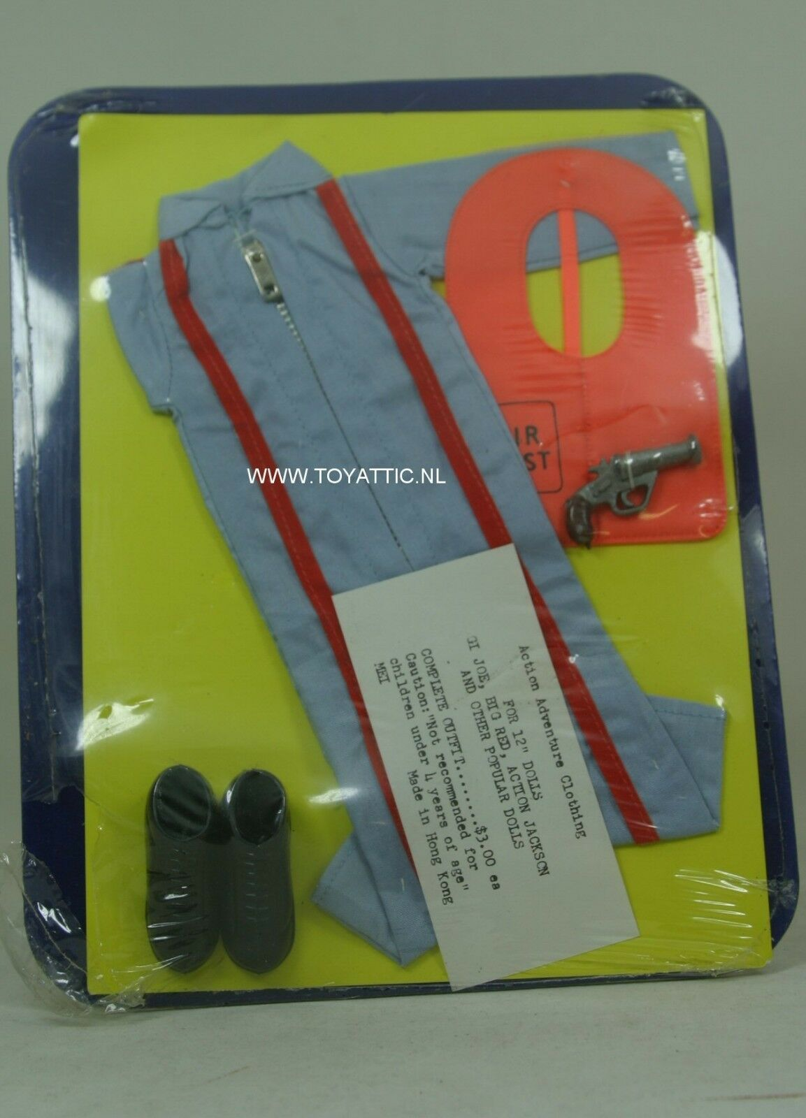 Ken clone de taille fashion Signal officier Gi Joe, Big rouge et action figures