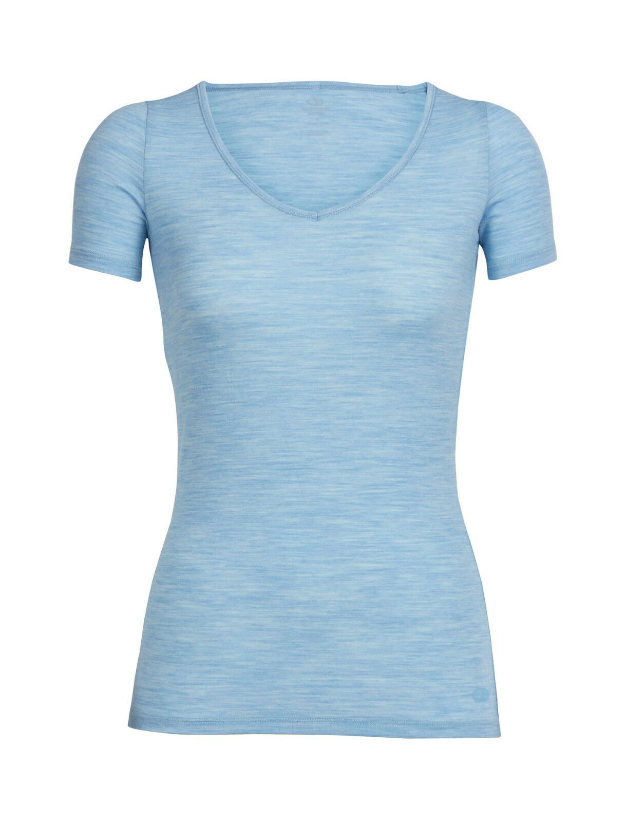 Icebreaker Siren Sweetheart, Short-Sleeved Women's - 150 G M ²
