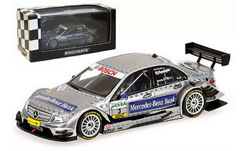 Minichamps Mercedes Benz C-Class DTM 2008 - Bruno Spengler 1 43 Scale