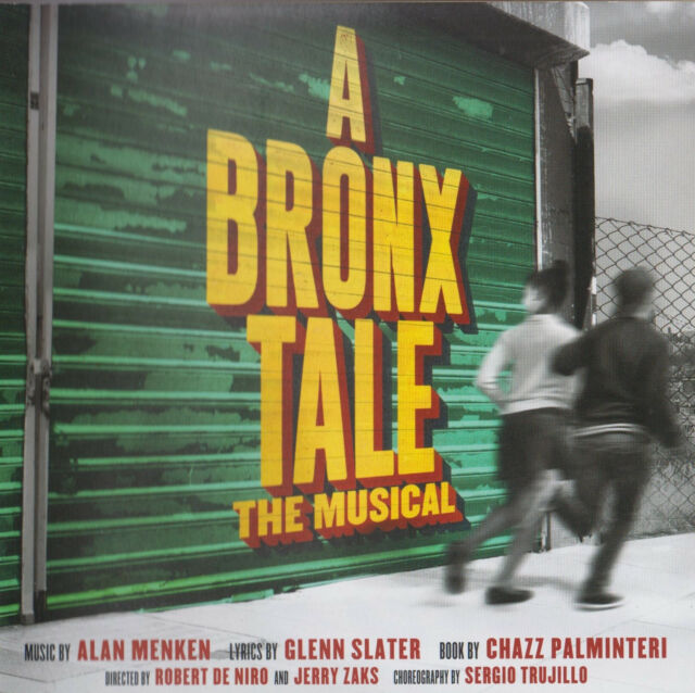 CD A Bronx Tale - The Musical - Original Broadway Cast Recording 2017