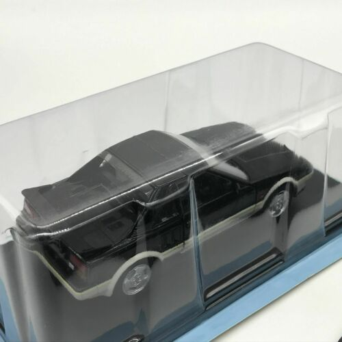 Toyota MR2 1984 Black 1//24 Big Scale Box Mini Car Display Diecast 37