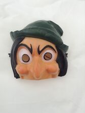 NEW WITCH HALLOWEEN MASK FANCY DRESS MASK COSTUME FREEPOST ADULTS CHILDS