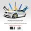 Bilstein B6 4600 Front /& Rear shocks for 03-`07 Jeep Liberty Kit 4
