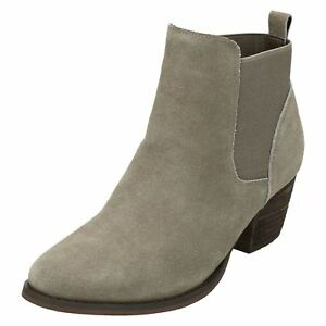 F5r0678 Earth r33b Down Daim Mesdames To Taupe Bottines Clair 6E5qZxH